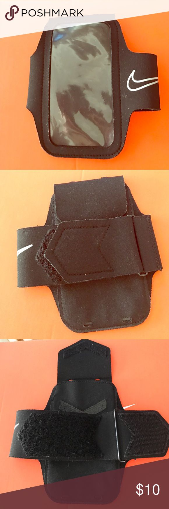 Nike iPhone 6 armband iPhone 6 armband by Nike, Velcro closures Nike Accessories Phone Cases