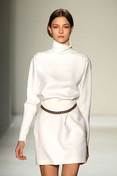 Best 25  White turtleneck dress ideas on Pinterest | White ...