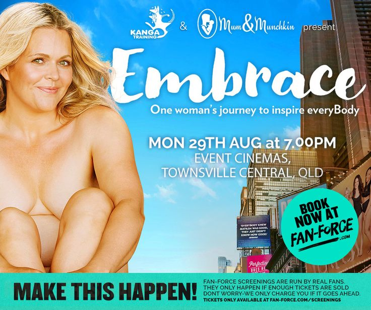 Special Screening of Embrace Documentary