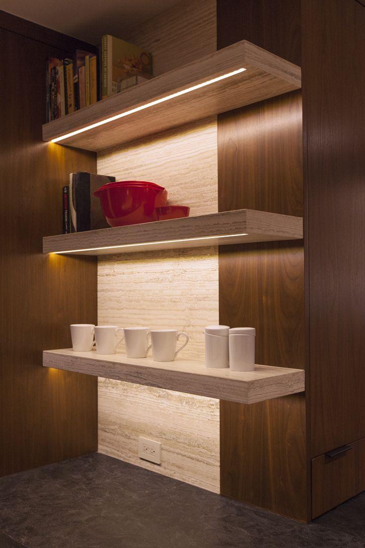 Rich Wood Panelled Rooms: Modern Kitchen: Modern Architecture, Warm Modern, Organic