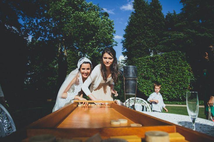 Let's play - http://www.unbeaujour.fr/blog-mariage/astuces/activites-et-jeux/