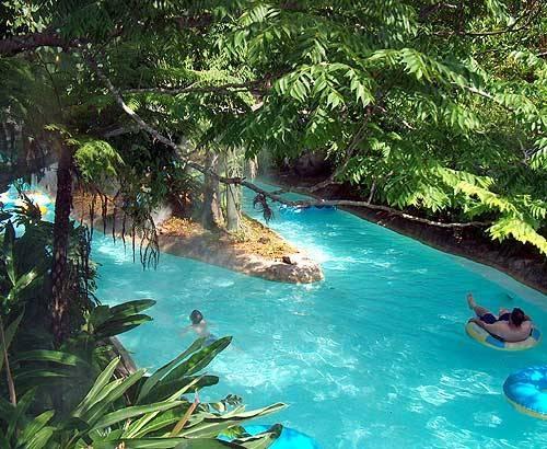 Castaway Creek @ Typhoon Lagoon, Walt Disney World... awesome!