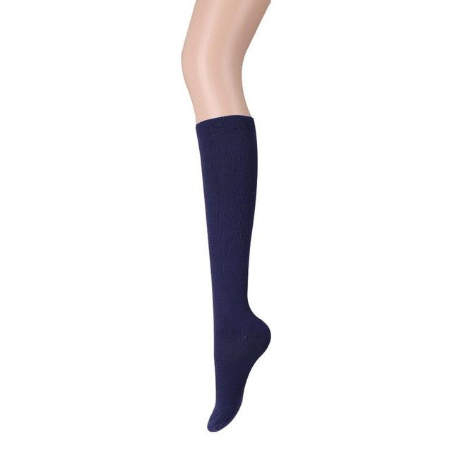 Women's Anti-Fatigue Knee High Stockings Compression Leg Support -Y107