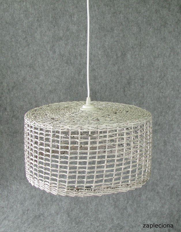 Lampa Gray I - zapleciona - Lampy wiszące