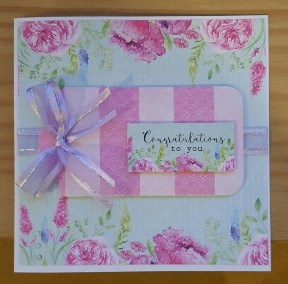 Heritage Rose by Craftwork Cards. Made by Jane Compton