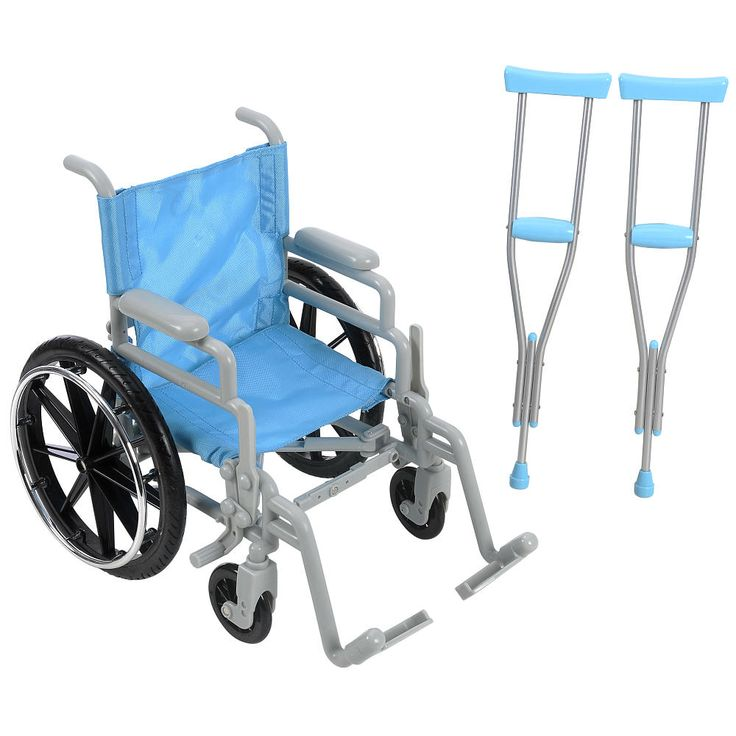 """Journey Girls Wheelchair and Crutch Accessory Set - Toys R Us - Toys """"R"""" Us"""
