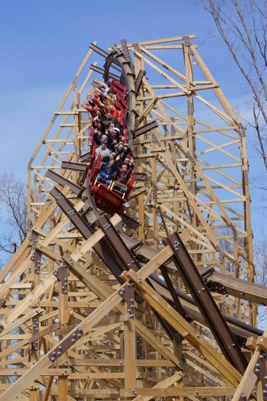 Outlaw Run at Silver Dollar City