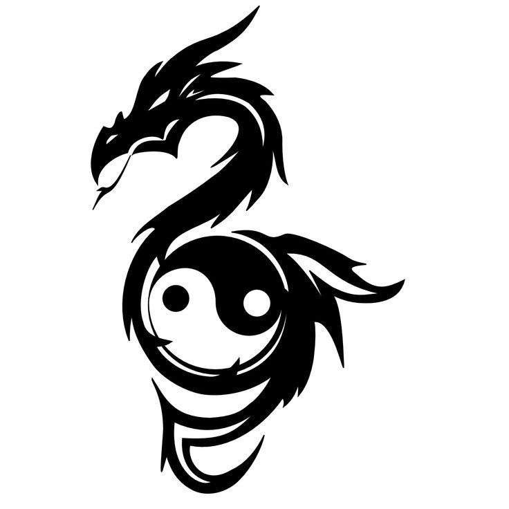 Taoism Symbols Dragon: 172 Best Ying Yang Symbols Images On Pinterest