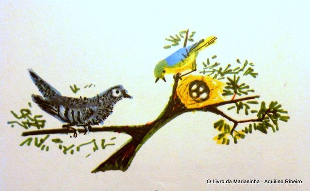 O Livro da Marianinha  ilustração Maria Keil, p.13