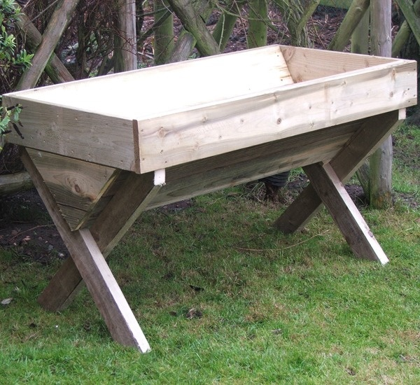 I am so making one of these.: App Store, Raised Planter