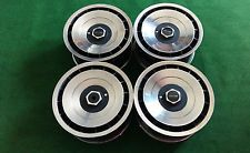 ZENDER TURBO 15 4x100/4x108 WHEELS 7X15 ET30GOLF MK1 GTI MK2 G60 BBS RS RM OZ