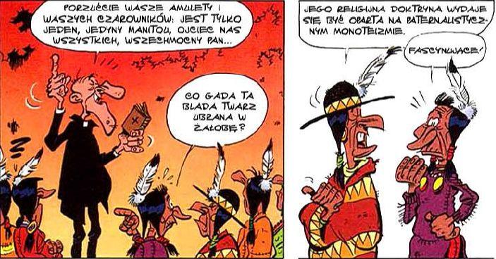 """Planeta Kapeluszy: 5 najlepszych komiksów """"Lucky Luke'a"""""""