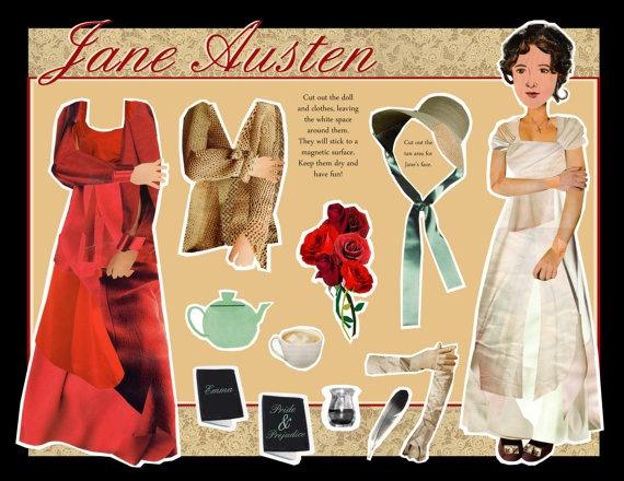 <3 Jane Austen