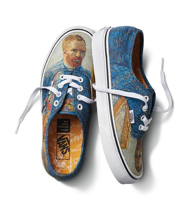 Vans X Van Gogh Museum Van Gogh Museum Van Gogh Van Gogh Art
