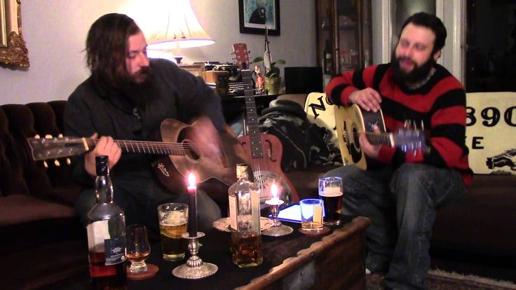 Scotch Pirates - Couch Sessions:  About A Girl   #scotchpirates