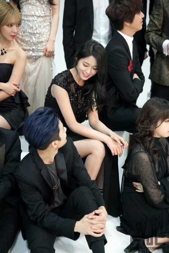 FNC Kingdom - FTISLAND Lee Jae Jin and SeolHyun - AOA