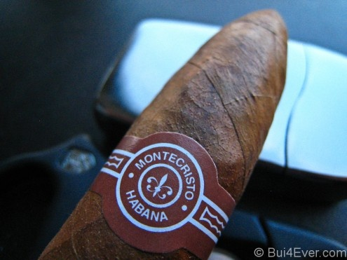 Montecristo #2....the best, thank you baby