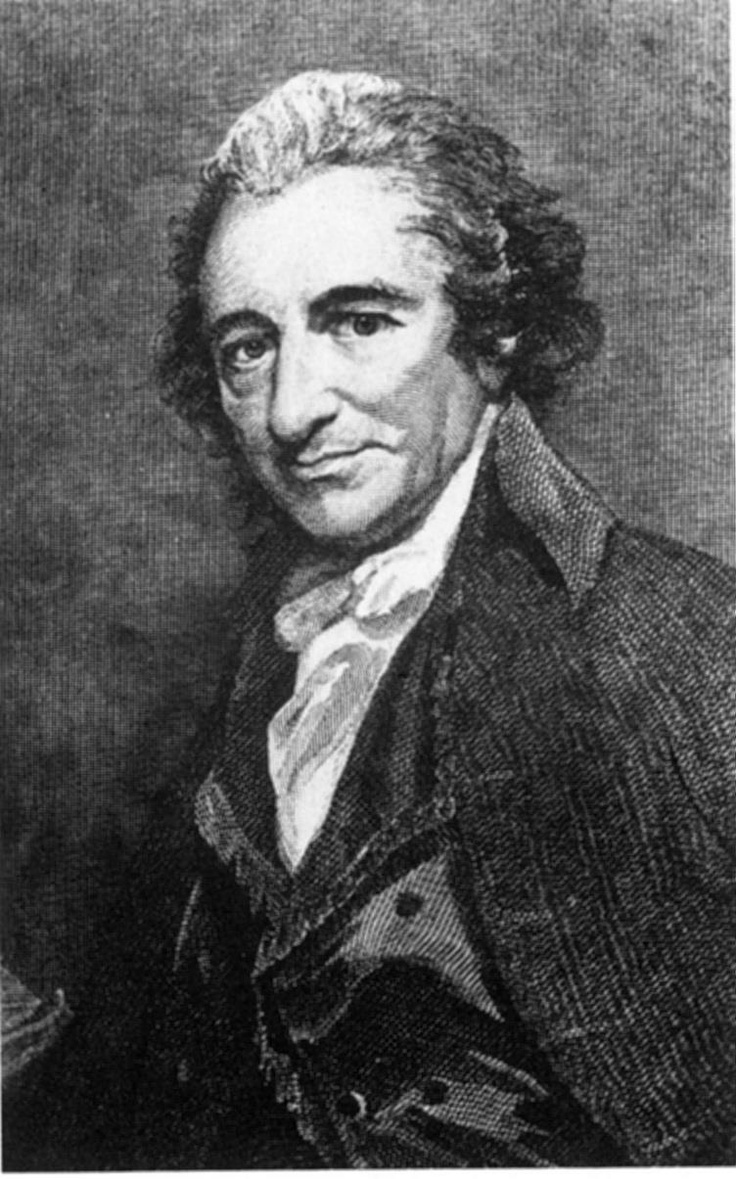 thomas paine and chalmers Yale university common sense to patriots, uncommon rebellion to loyalists, thomas paine's pamphlet made the case for independence.