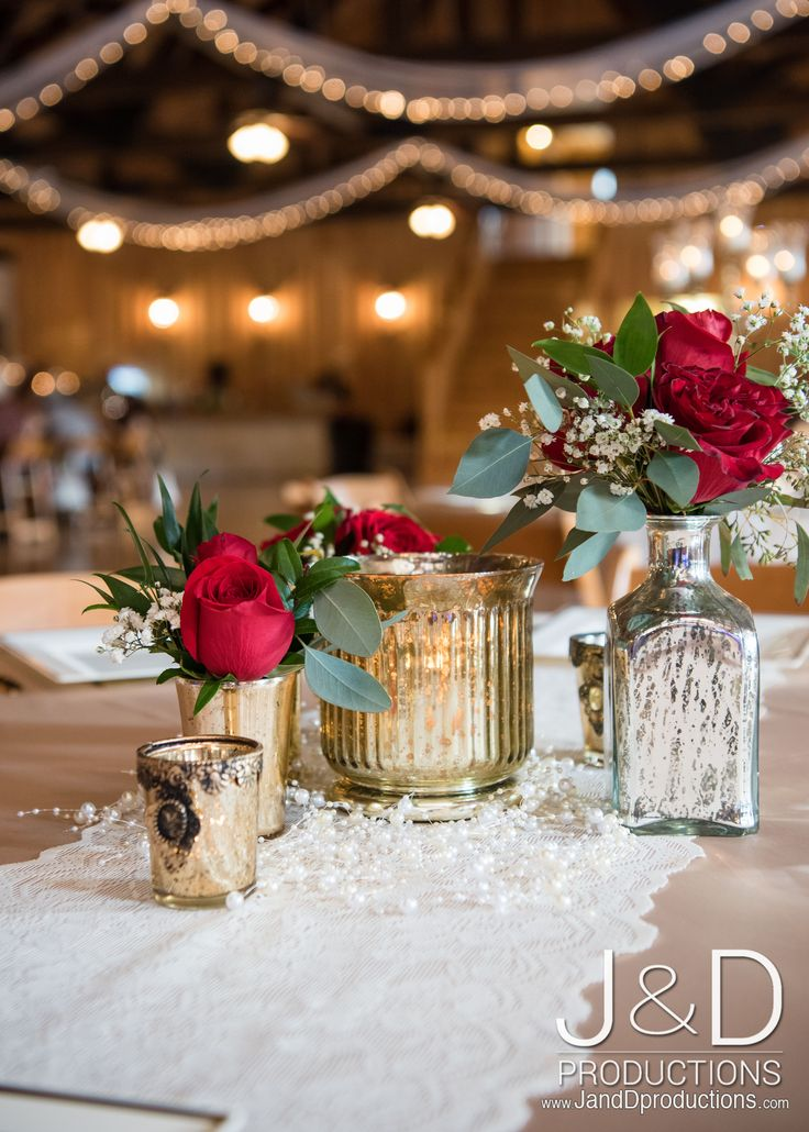 We love the intricate details that go into wedding planning - J & D Productions