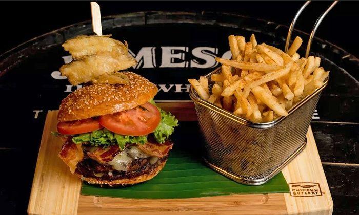 Irish Pub Food and Drinks - McFadden's Orlando   Groupon