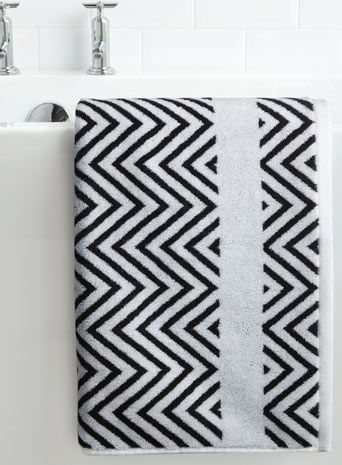 Best Kenzo Towels Images On Pinterest Kenzo Towels And Bed - Bhs monochrome word bath sheet bhs monochrome word hand towel