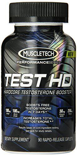 Product review for MuscleTech Test HD, Hardcore Testosterone Booster, 90 Rapid-Release Caplets -  Reviews of MuscleTech Test HD, Hardcore Testosterone Booster, 90 Rapid-Release Caplets. Buy MuscleTech Test HD, Hardcore Testosterone Booster, 90 Rapid-Release Caplets on ✓ FREE SHIPPING on qualified orders. Buy online at BestsellerOutlets Products Reviews website.  -  http://www.bestselleroutlet.net/product-review-for-muscletech-test-hd-hardcore-testosterone-booster-90-rapid