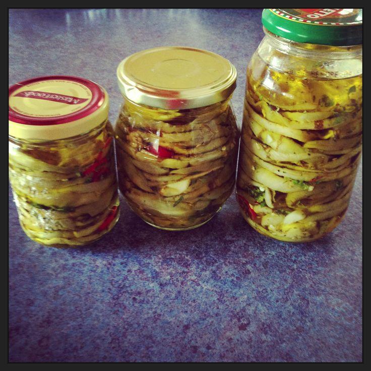 Italian Green Tomatoes by Chef Adam massimo