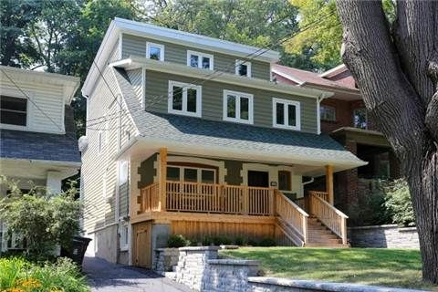 Three Storey Custom Home for Sale in the #Beaches 182 Neville Park Blvd