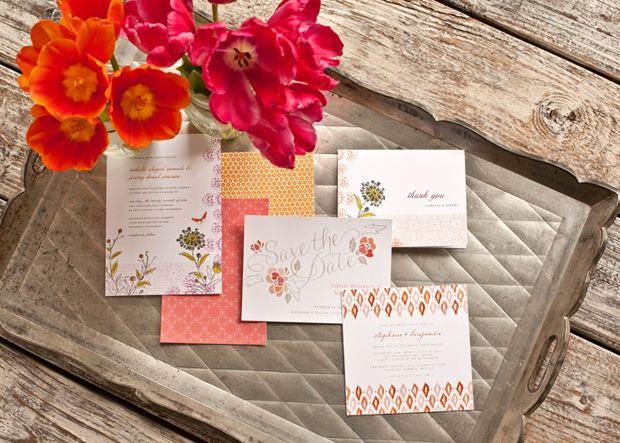 Wedding Invitations And Stationery Portlands Own Elli