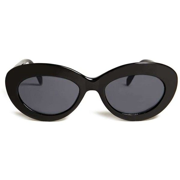 Forever21 Replay Vintage Sunglasses ($25) ❤ liked on
