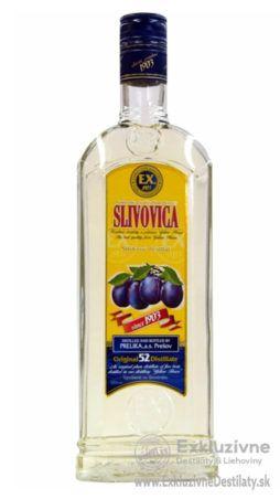 Prelika Slivovica EX 0,7 l 52%