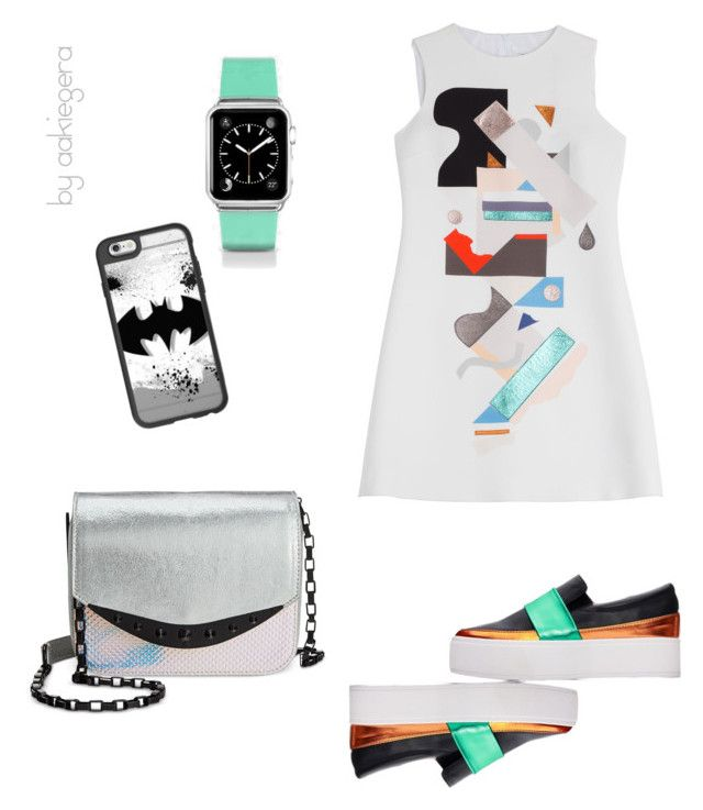 """""""Summer kilometers"""" by aakiegera on Polyvore featuring мода, Victoria, Victoria Beckham, Circus By Sam Edelman и Casetify"""