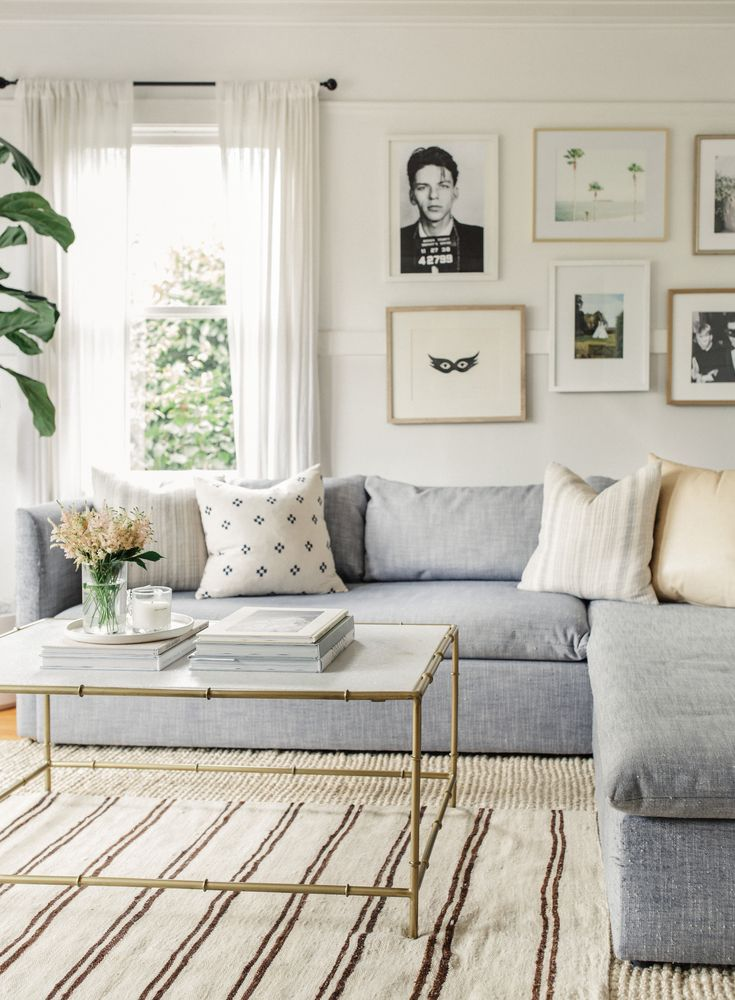 Living Room Layering