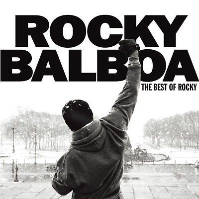Music Albums: New Rocky Balboa The Best Of Rocky Soundtrack Cd F S -> BUY IT NOW ONLY: $37.38 on eBay!