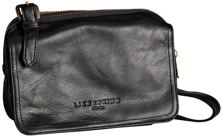 Liebeskind Maike Vintage Black - Abendtasche   Clutch