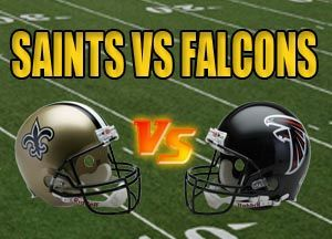 Watch New Orleans Saints vs Atlanta Falcons Live Streaming NFL Football Game Online