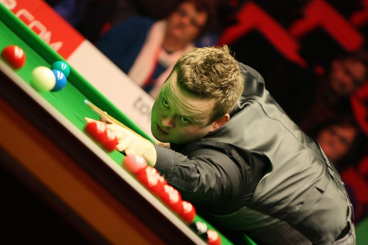 14 years on tour with Shaun Murphy