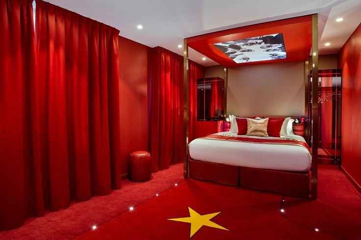 Nos chambres ©Abaca