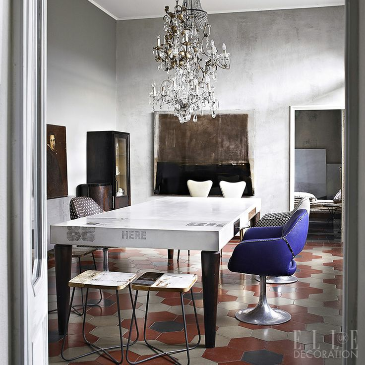 Dining Rooms From Elle Decor: 352 Best Images About Dining Rooms On Pinterest