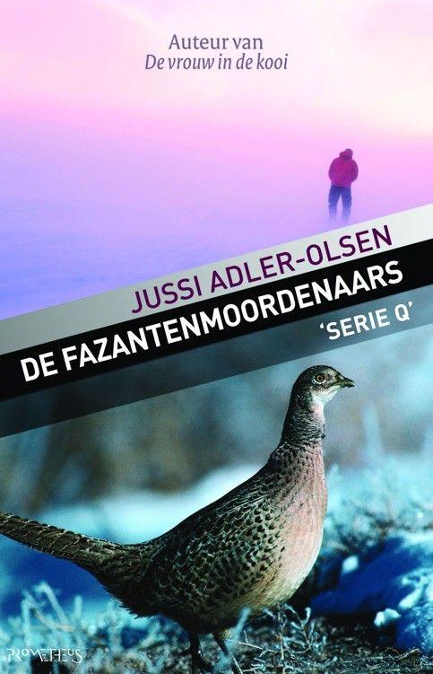 Jussi Adler-Olsen - De fazantenmoordenaars