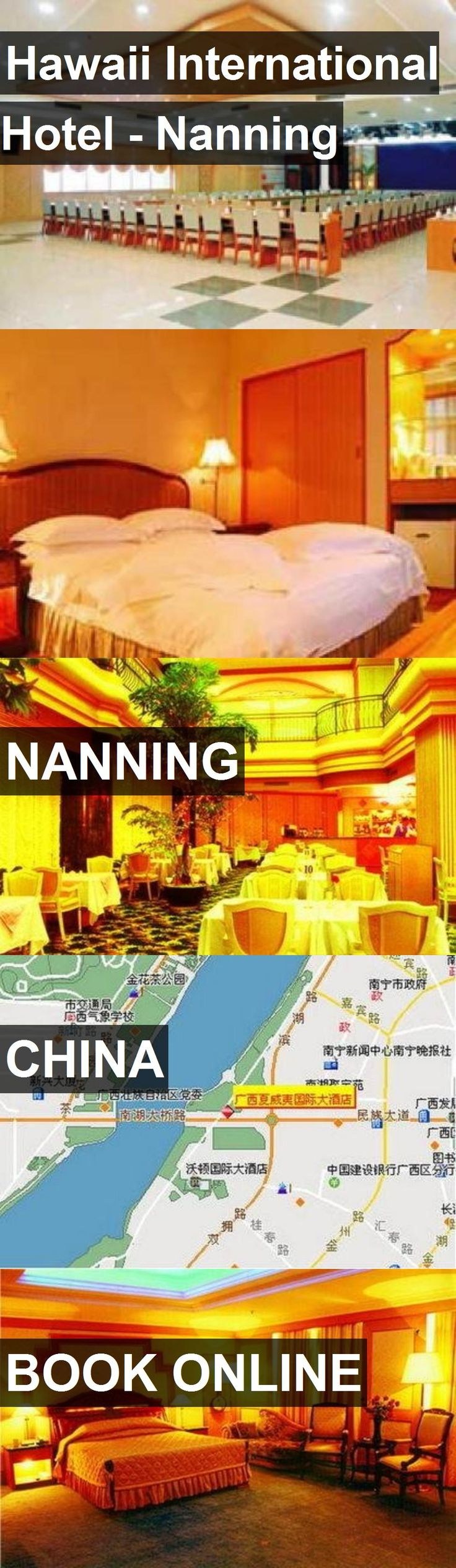 Hotel Hawaii International Hotel - Nanning in Nanning, China. For more information, photos, reviews and best prices please follow the link. #China #Nanning #HawaiiInternationalHotel-Nanning #hotel #travel #vacation