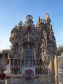 """Le Palais Idéal (""""The Ideal Palace""""), Hauterives, France"""