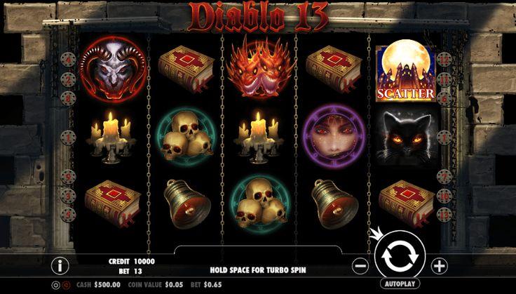 Diablo 13 - http://www.777free-slots.com/free-slot-online-diablo-13/