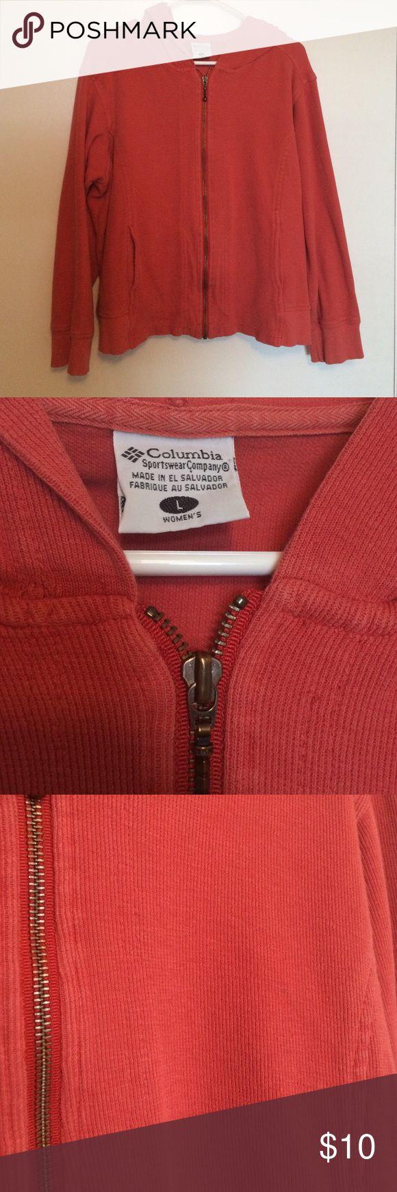 Columbia Jacket Coral jacket. Brand- Columbia. Size Large. Pet and smoke free home Columbia Jackets & Coats