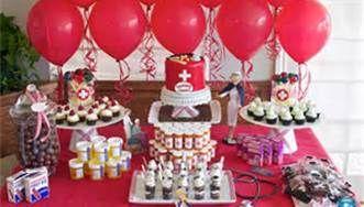 nursing school graduation party ideas - Bing Images