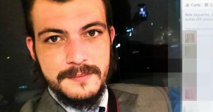 Filho do ex-ministro Ciro Gomes é baleado em tentativa de assalto