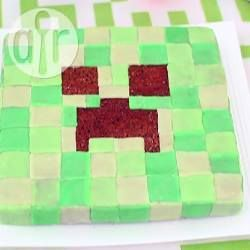 Gâteau Creeper (Minecraft) @ qc.allrecipes.ca