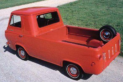Ford Econoline Pickup