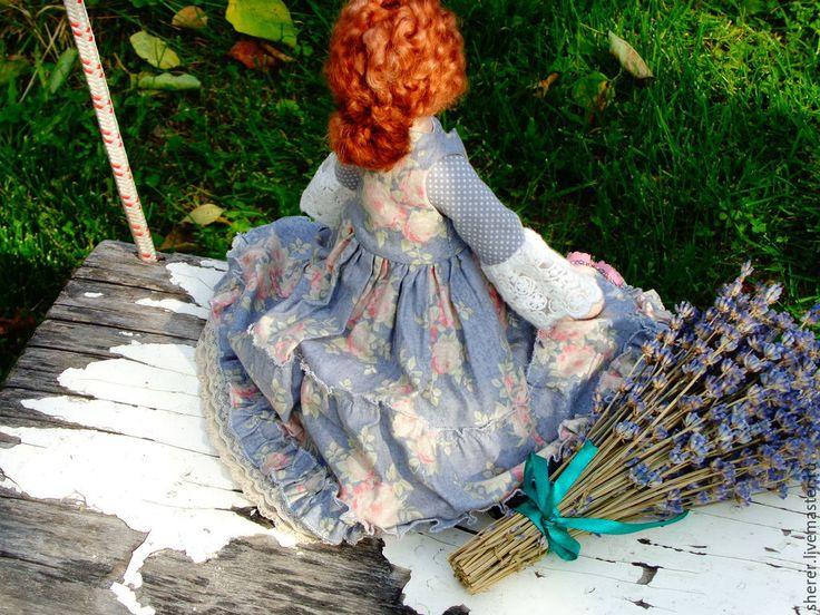 Купить или заказать Осень в Париже в интернет-магазине на Ярмарке Мастеров. У меня родилась настоящая француженка, очень вкусного шоколадного цвета, в высоких сапожках, кружевном платье... Волосы цвета карамели... Ажурные панталончики и сорочка... Она очень красивая!!!)))) Фото не передаёт всю красоту куколки, но для просмо…