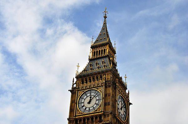 Big Ben London. Travel Photography by Diane Greene Lent